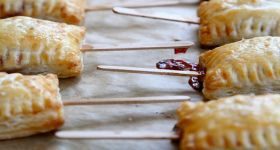 Bite-sized Baked Brie | Fall EATS | Pinterest