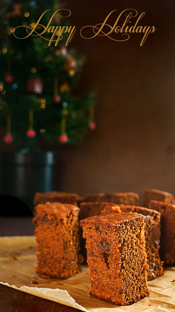 Old Fashioned Gingerbread - Haven't made it but how could ginger and ...