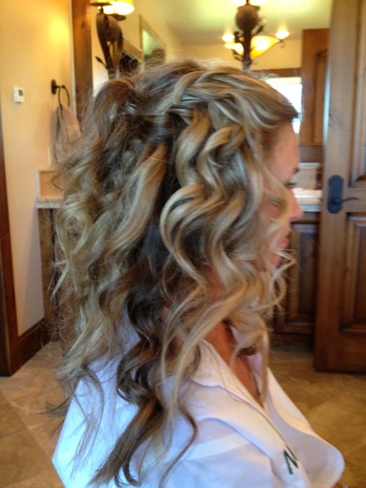 Bridal Hairstyles For Long Hair Kerala : ... Hairstyle and Cute Layered Hairstyles For Long Hair under Medium