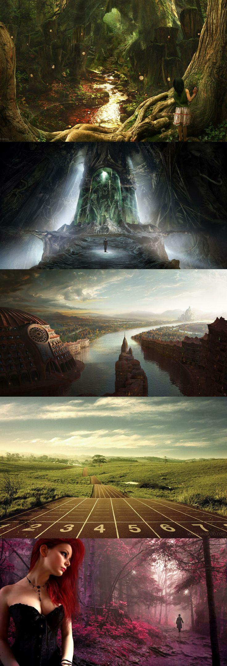 Fantasy art scenery x fantasy art pinterest