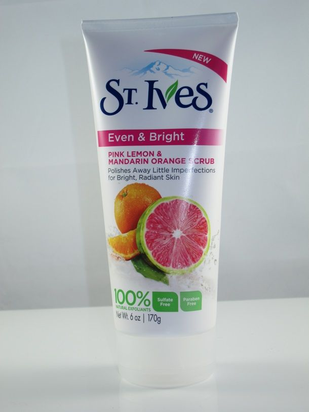 Coupons for st ives face wash