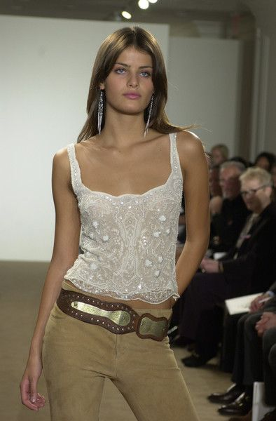 Ralph Lauren - love the lace & the leather