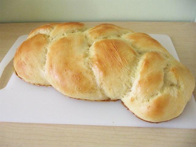 Braided bread recipe | Oishii | Pinterest