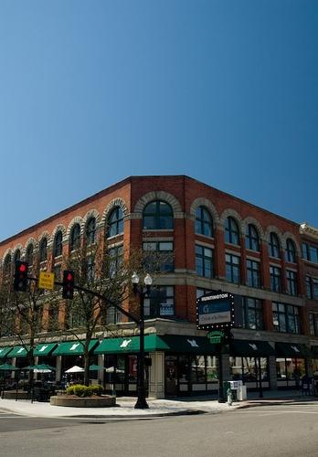 Marshall Hall of Fame Cafe, Huntington, WV