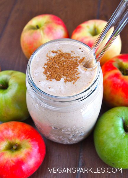 The scrumptious Apple Pie Smoothie - from the FREE Dessert ...