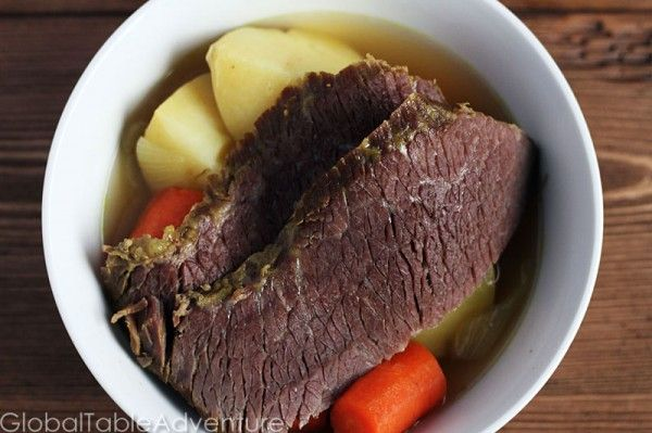 Fijian Curried Corned Beef. Something a little different for this St ...