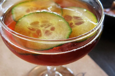 The Suppressor #2 — Punchfork | Mixed Drinks | Pinterest