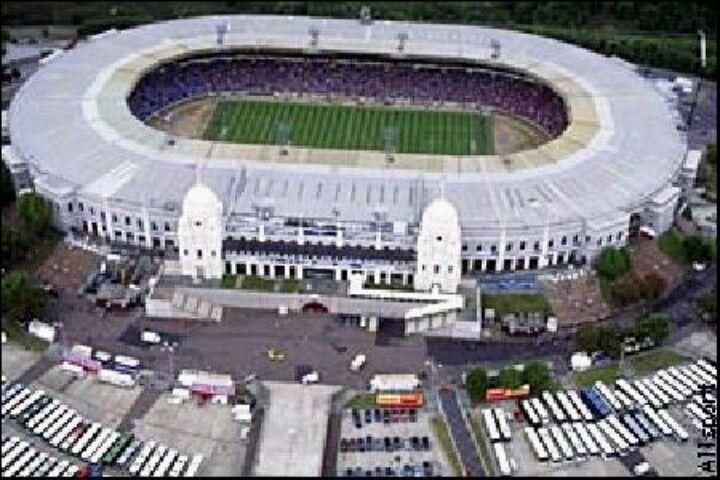 old wembley stadium by - photo #2