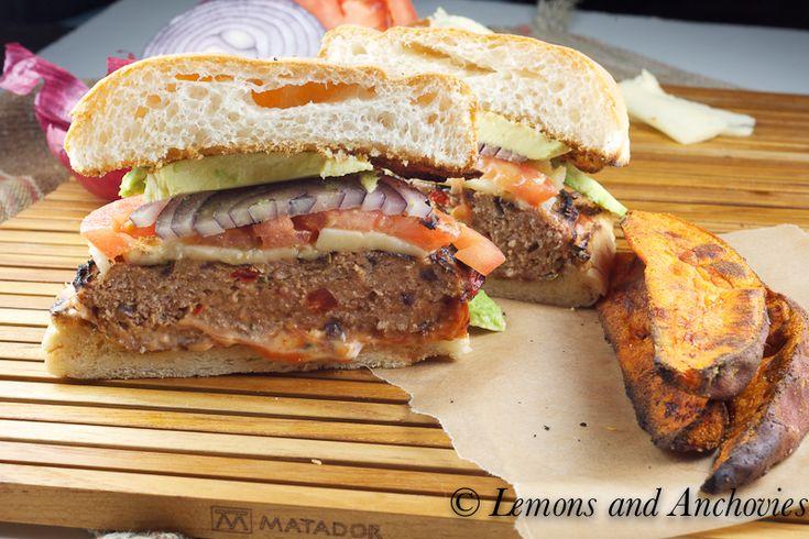 Southwestern Turkey Burgers | Cuisine | Pinterest