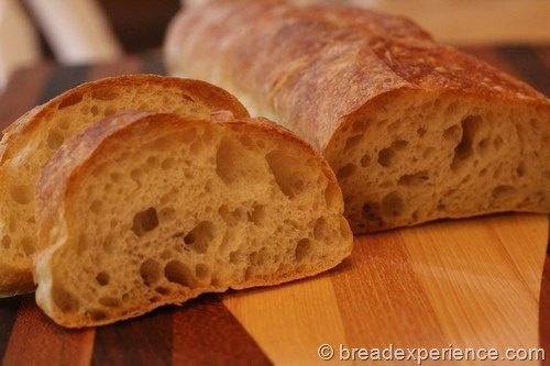 Poolish Baguettes | Learn how to make Artisan Breads | Pinterest