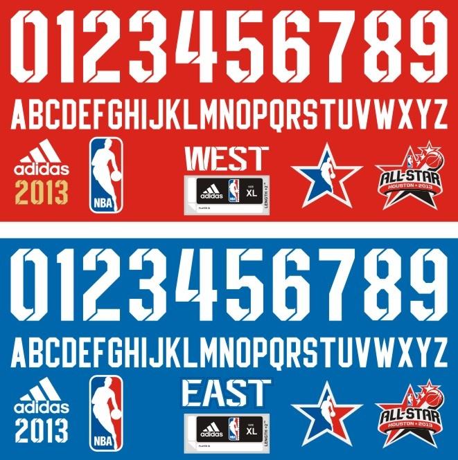 Diseños, vectores y más: NBA All Star 2013