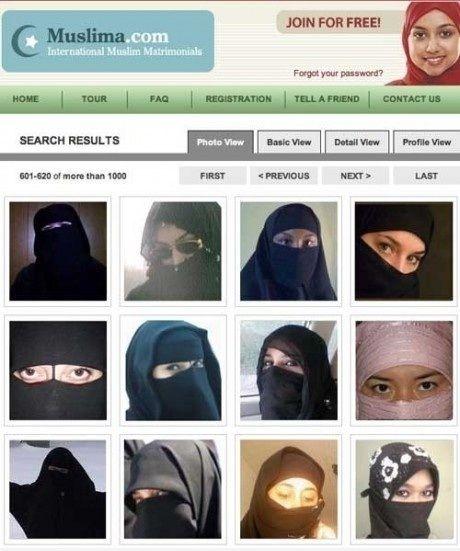 Она ищет его мусульманские знакомств