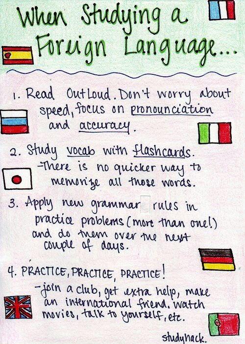 Foreign language essay ideas