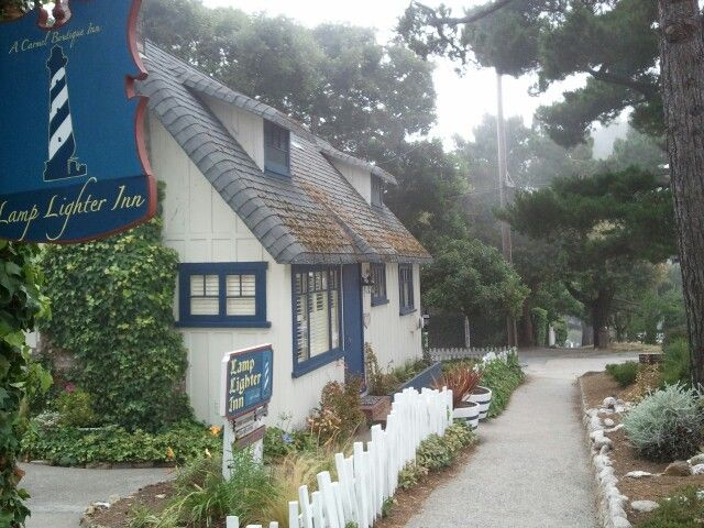 Lamplighter Carmel Lamp Lighter Inn Carmel Ca Places I39ve Visited Pinterest