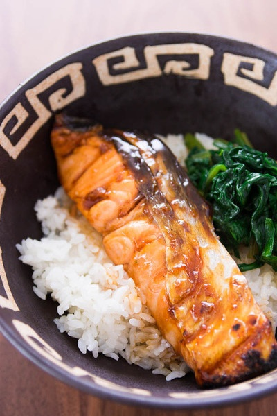 Salmon Teriyaki | Food For Thought | Pinterest