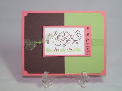 My pink stamper some fun cards cards pinterest