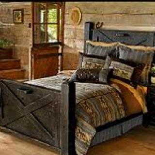 barn door bedroom furniture for the home pinterest