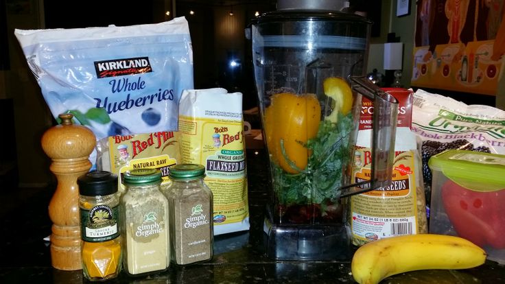 Anti-oxidant DNA-repairing smoothie | Recipes 2 Try (One Day) | Pinte ...
