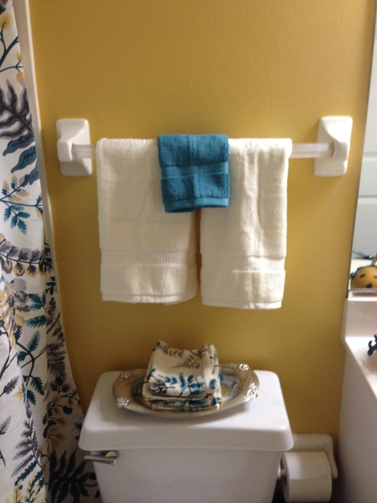 Towel Hanging Ideas Furniture Magnificent Towel Rack Ideas For Bathroom Modern Wall Decor Towel