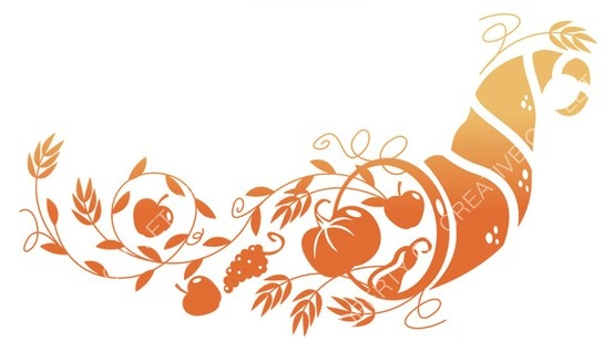 Thanksgiving clip art from creativeoutlet.com