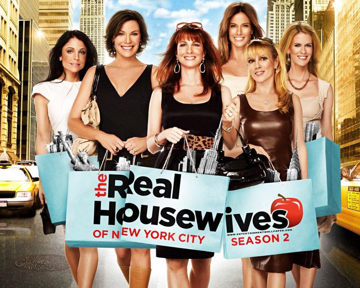 The Real (heavily photoshopped) Housewives of New York