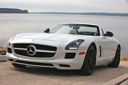 WSJ: A Mercedes Roadster With a Righteous Roar