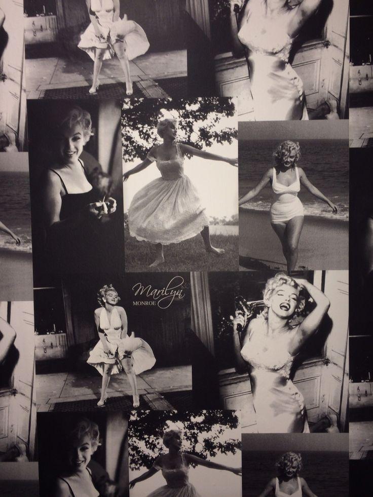 marilyn monroe room wallpaper -#main