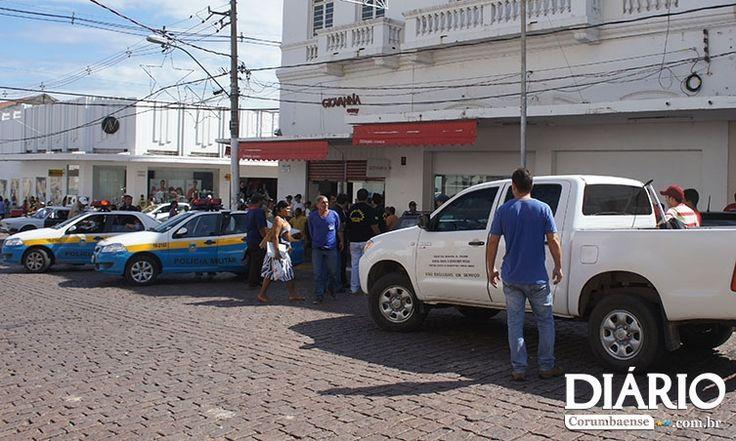 05/12/14 - Via Dino Rodrigues: Corumbá, MS  - Operação na Fronteira. Fotos: Ricardo Albertoni e Anderson Gallo/Diário Corumbaense