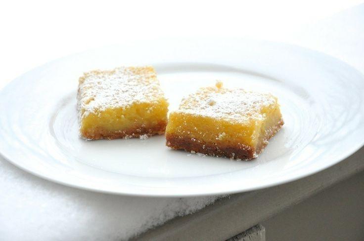 Whole Lemon Bars | Desserts | Pinterest