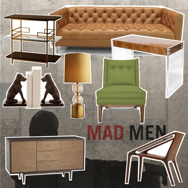 Mad Men Decor Beauteous With 1964 Mad Men decorI soooo want to do some retro decor! Image