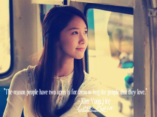 Love Rain Korean Drama Quotes Pinterest