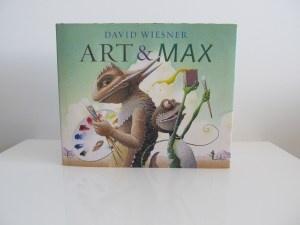 Books that Inspire Art