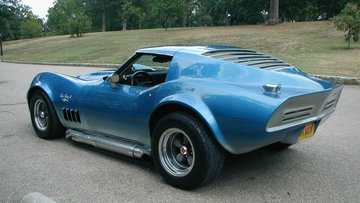 Corvette Quot Mako Shark Quot Street Amp Custom Pinterest