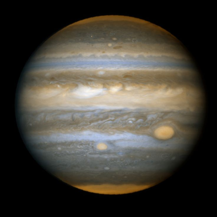 Jupiter's New Red Spot: April 16, 2006