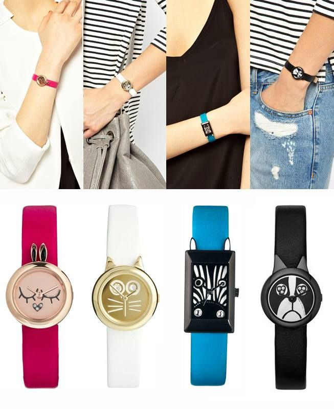 Marc by Marc Jacobs Critters Collection