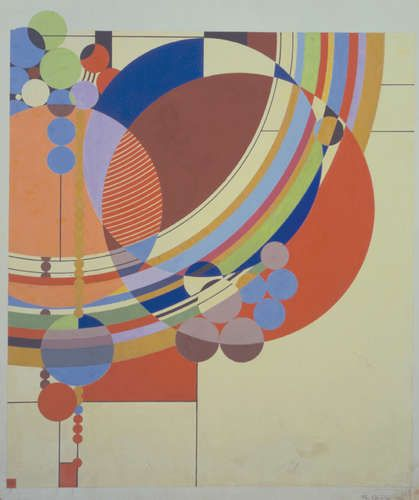Frank Lloyd Wright Carpet Design For Karastan Taliesin Studio
