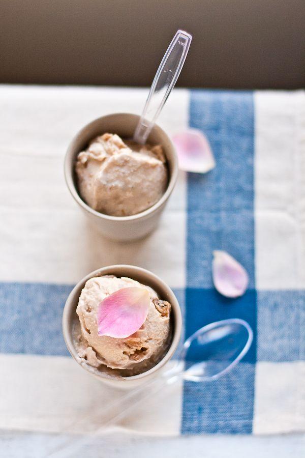 Gulkand (Rose Petal Jam) Ice Cream Other must follow Indian food blog