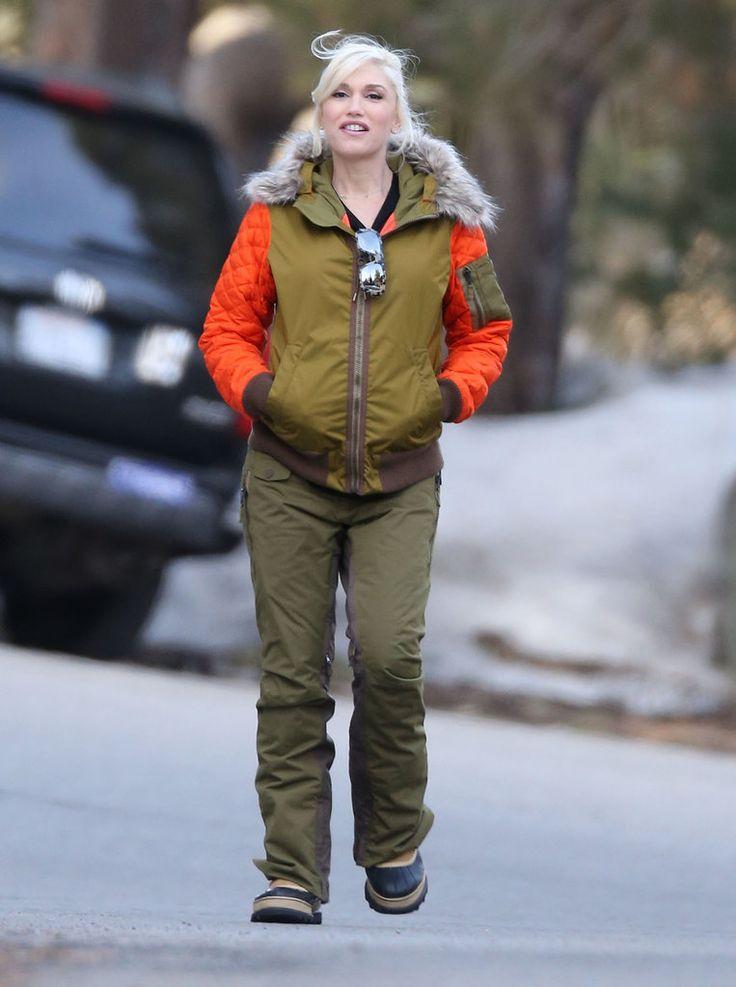 Gwen Stefani 39 S Fashion Weapon Of Choice Coats