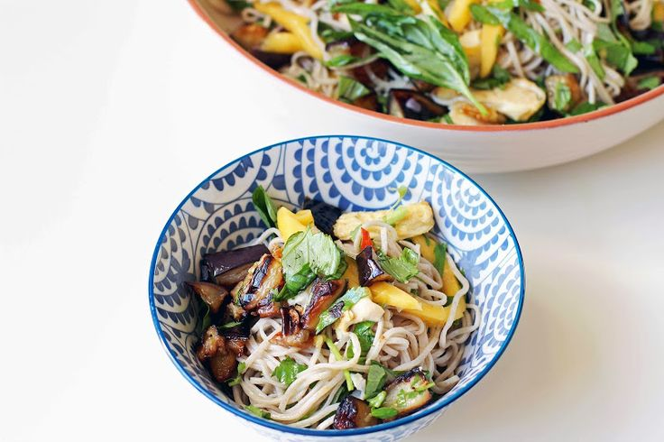 More like this: soba noodles , mango and noodles .