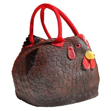 Chicken Bag Brown | Neat Stuff | Pinterest