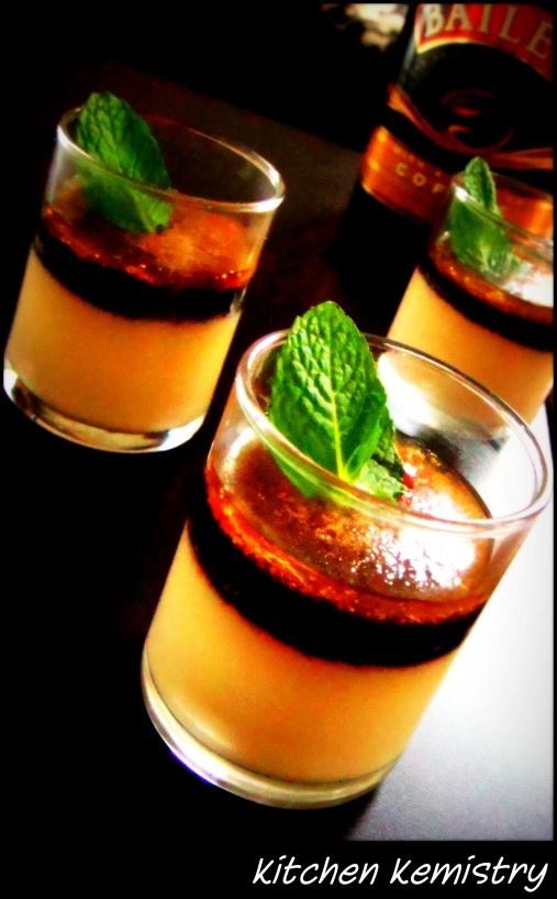 Irish Coffee Sundaes With Caramel Whiskey Sauce Recipe ...