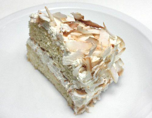 Fresh Coconut Mousse Cake   Indulge   Pinterest