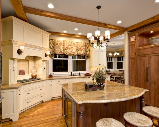 Kitchen English Cottage Design Kitchens Pinterest