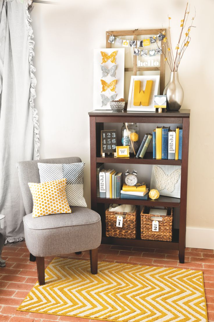 Stampin' Up! offers so many fun products and tools you can use to really personalize any corner of your home.