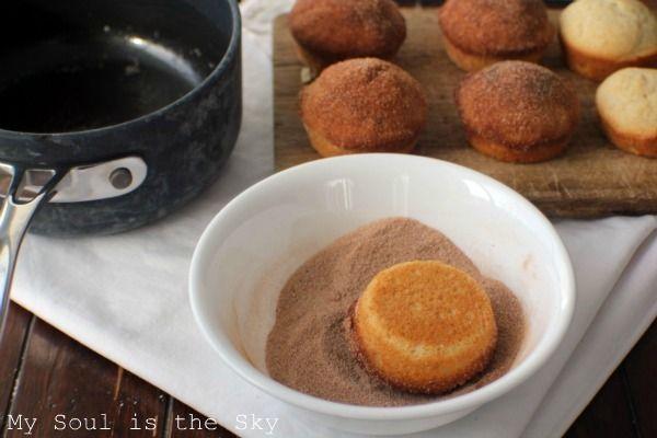 Cinnamon Brown Butter Breakfast Puffs | Yumm! | Pinterest