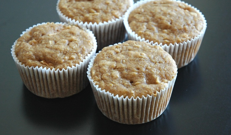 Apple Oatmeal Muffins | Favorite Recipes | Pinterest