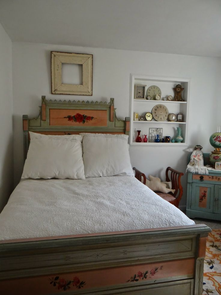 Cottage wishes cottage bedroom bedrooms pinterest for Benjamin moore cotton balls