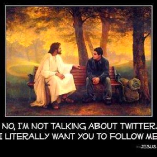Follow Him, and He will never lead you astray. Only Jesus saves.