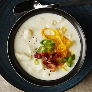 Truly the PERFECT POTATO SOUP! | Foodies | Pinterest