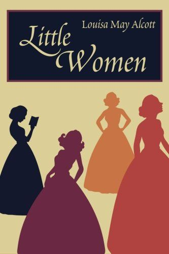 Little Women book - silhouette coverLittle Women Book